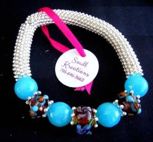 Daisy Bracelet #3