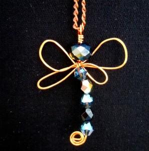 Dragonfly Pendant #2