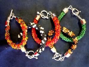 Soull Kreations, Kumihimo Bracelets